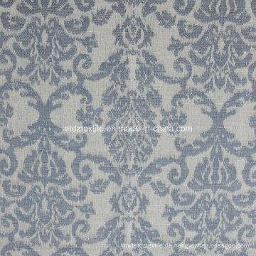 Europäisches Popmuster Polyester Vorhang Stoff