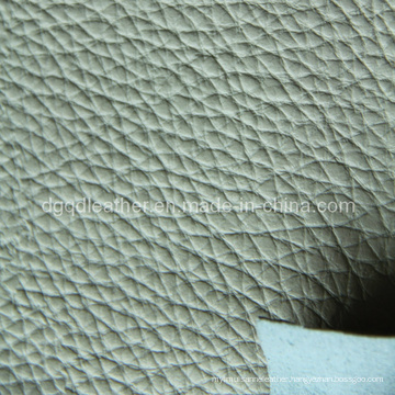 Eco-Friendly Breathable PU Furniture Leather (QDL-FB0051)