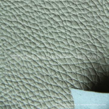 Eco-Friendly respirável PU couro de mobiliário (QDL-FB0051)
