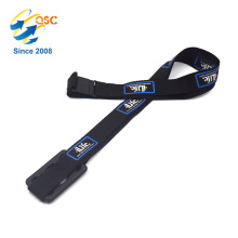 Custom Polyester Id Card Lanyard Neck Strap