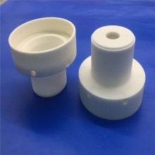 Alumina Ceramic Electrical Insulator Piece / Bushing