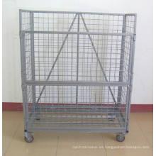 Envase del acoplamiento de alambre con la rueda (SLL07-L009)
