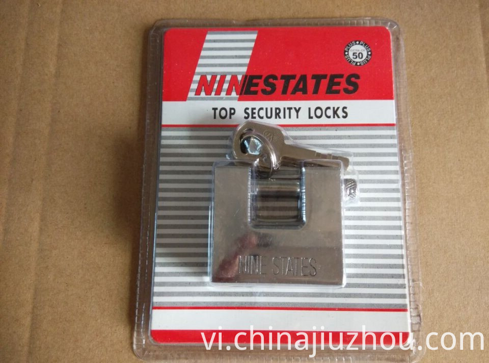 Buy Safety Padlock Rectangle Padlock