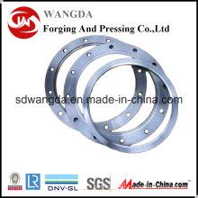 Bride de tuyau en carbone forgé / acier inoxydable ANSI (DN 1000)