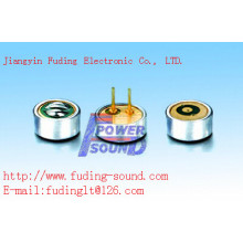Omnidirezionale microfono condensatore Electret microfono per bluetooth speakerΦ6.0 * H2.7 mm