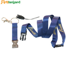 Wholesales Nylon Custom Printed Lanyards