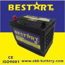 Batería del vehículo de Bestart Mf de la calidad superior 12V65ah JIS 75D26r-Mf