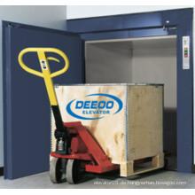 Boden Typ Kleingüter Cargo Dumbwaiter Elevator
