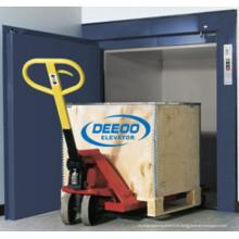 Tipo de piso pequeno elevador de carga de mercadorias Dumbwaiter