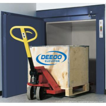Floor Type Small Goods Cargo Dumbwaiter Elevator