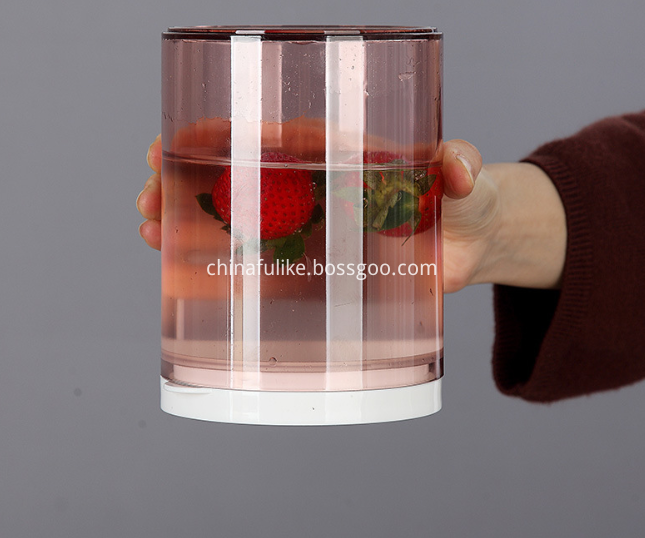 Sealed Containers Plastic