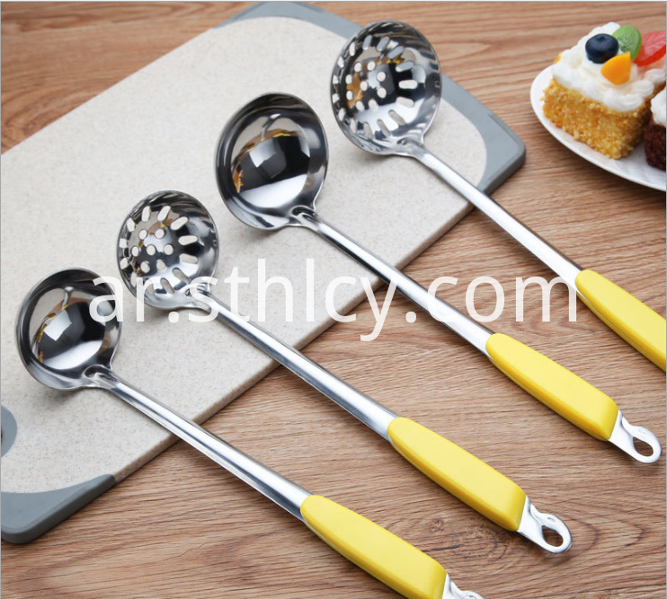 Stainless Steel Soup Ladle5