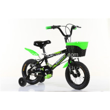 Carbon Steel Children Cykel