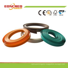 Eoncred Manufacture Solid and Wood Grain Color PVC Edge Banding