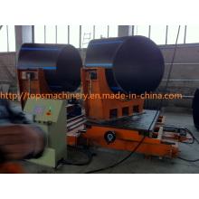 Taller Hidráulico de calor Fusion HDPE Pipe Tube Codo Tee Cross-Tee Fitting Fabricación Multi-ángulo extremo máquina de soldar Soldador