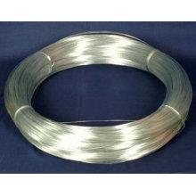 Vente chaude à bas prix de haute qualité Electro galvanisé fil de fer pour la reliure (fabricant)