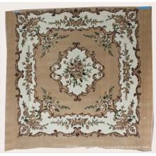 La plupart des tapis de tapis 100% polyester Polyesterp