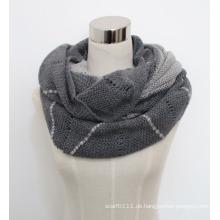Lady Fashion Acryl Mohair gestrickt Wrap Schal Yky4382)