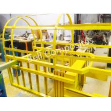 Gfrp Handrail System, Fiberglass Cable Ladders, Anti-Slip Glassfiber Ladders.