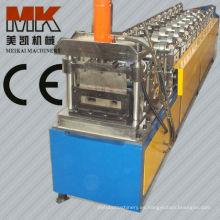 perno de metal que sigue la máquina de formación del techo del metal