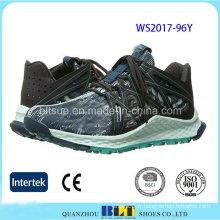 Nouvelles chaussures de sport pour femmes avec empiècement en mesh