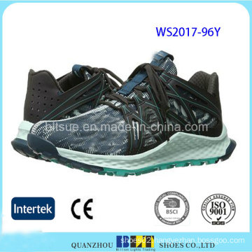 Newest Women′s Sport Shoes with Mesh Upper