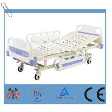 Bewegliches Voll-Fowler-Bett mit ABS-Kopf / Fußbrett B-5-1