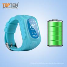 Perseguidor de GPS para niños pequeños / ancianos para seguimiento personal, Sos (WT50-ER)