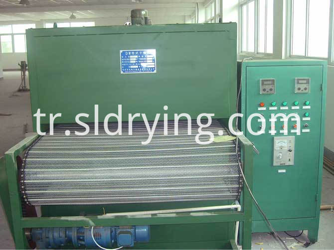 Candied fruit dryer equipment