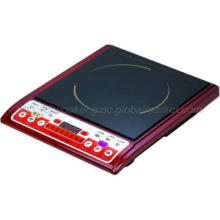 Induction Cooker with Ceramic Glass Plate