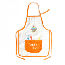 Diy customized with logo Chef Apron