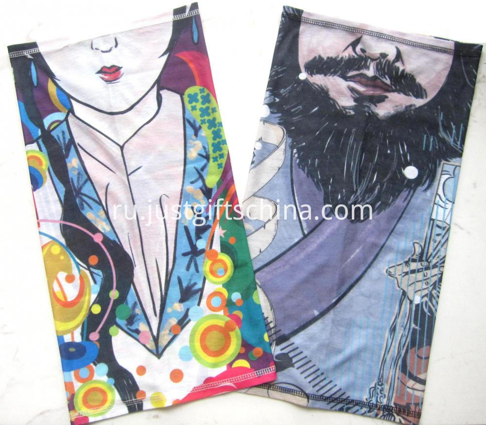 Promotional Multifunctional Face Mask Kerchief