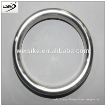 stainless steel ss304 pipe- octagonal stainless steel ring type gaskets