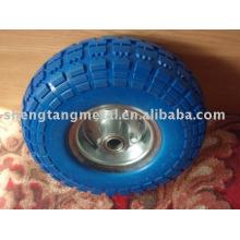 PU резиновый колесо 10 дюймов