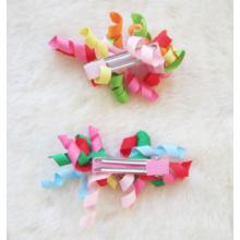 Girl's Chrismas Hair Pin Hair Accessory Hair Clips Sculpture Hair Clippie Fashion Hair Flowers