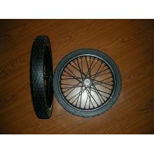 Hohe Qualität starke starke Kinderfahrräder 16 Zoll-halb pneumatische Räder