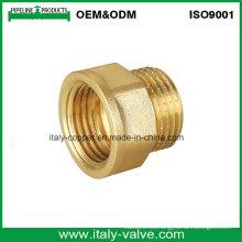 Zócalo forjado de cobre amarillo de la calidad del OEM & ODM