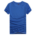Heißes Verkaufs-Gewohnheit 100% Polyest Baumwollsport-Hemd