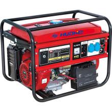Gerador de gasolina de partida elétrica de grande potência HH6500 (3KW, 4KW, 5KW)