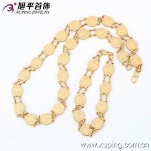 62714 Xuping best selling declaração luxuoso conjunto de jóias de moda