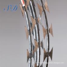 Concertina Barbed Razor Wire China Fabricante