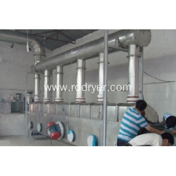 Salt Dryer/Sugar Dryer/Vibrating Fluid Bed Dryer