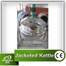 Steam Boier Jacket Kettle Food Equipment