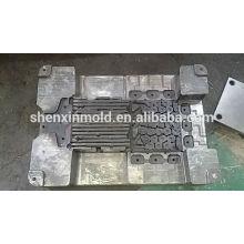 Molde de fundición a presión de aluminio para disipador térmico de moto