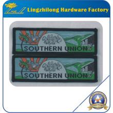 Diseño personalizado poliéster impresión Patch Holder