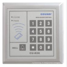 Contrôle automatique d'accès à la carte de porte