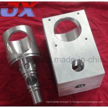 Tournant en aluminium CNC Precision Turning Equipementier