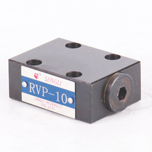 Rexroth RV RVP Hydraulic Sandwich Check Valve Typy