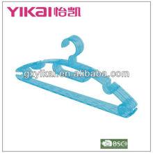 PS пластиковые вешалки одежды фабрики в Китае для обжарки