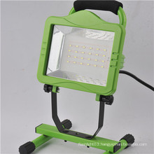 High Power 20 W LED Rechargeable Sensor Work Light